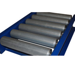 Roller Conveyors - Powered Expandable Roller Conveyor Manufacturer