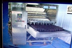 Automatic Tunnel Type Linear Vial Washing Machine
