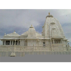 Temple Marble Inlay Flooring Service