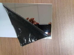8 Mirror Finish Stainless Steel Sheet