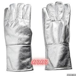 Heat Proof Aluminized Gloves