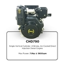 CHD 790 DIESEL BARE ENGINES