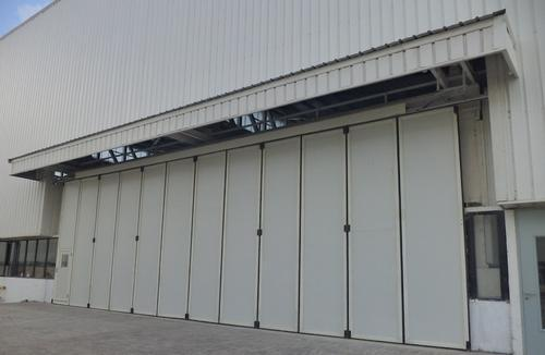 Folding Doors Industrial Folding Doors Manufacturer From