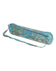 Vintage Printed Hand Made Yoga Mat Bag