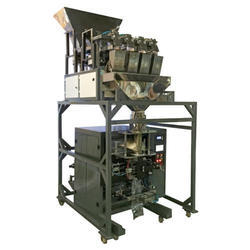 Cashew Packaging Machine