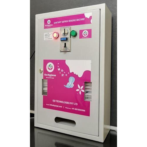 Sanitary Napkin Vending Machine - Sanitary Napkin Automatic