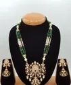 Antique Kundan Mala P.set