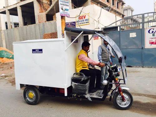 E - Loader  Rickshaw