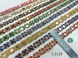 Embroidered Lace E2118