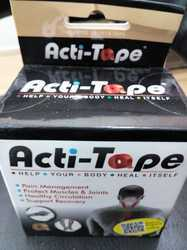 Acti- Tape Help Your Body Heal Itself