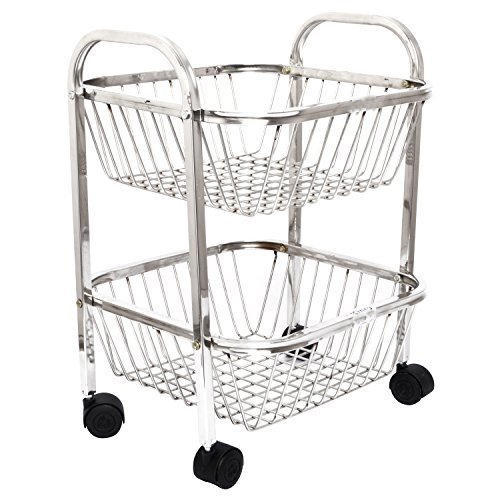 SS Kitchen Basket