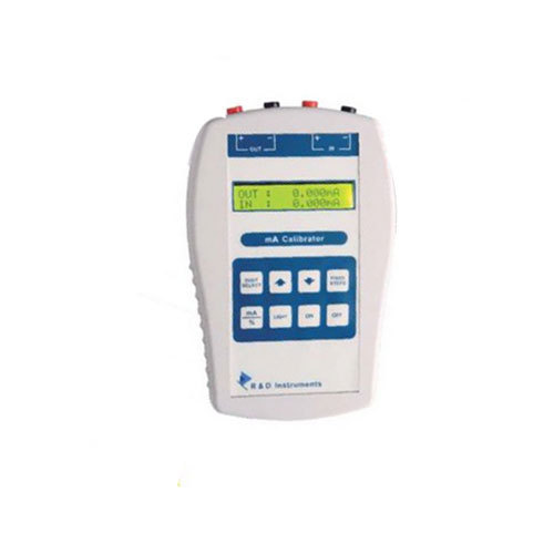 Measuring Instrument Ma Loop Calibrator Distributor Channel Partner From Ahmedabad