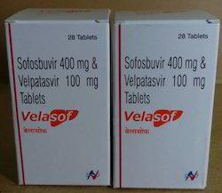 Velasof Velpatasvir Tablets
