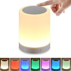 Xlite Touch Lamp With Bluetooth Speaker