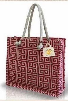 Printed Jute Bags Designer Bags Ecommerce Shop Online Business