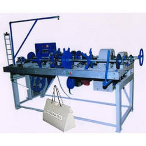 Paper Bag Rope Tipping Machine