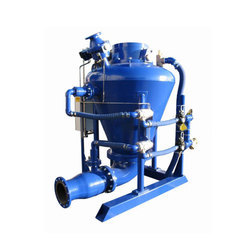 Dilute Phase Vacuum Conveying Systems