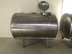 Milk Silo Tank