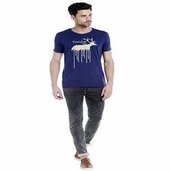 Mens Printed T- Shirt