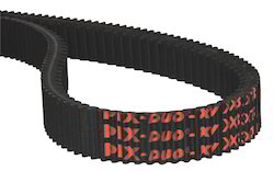 PIX DUO XV Double Cog Variable Speed Belts