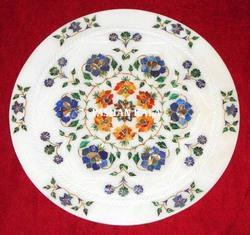 Marble Stone Inlay Plate