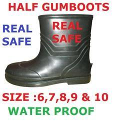 Half Gumboots