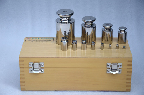 Scale Calibration Weights >> Manufacturer of Weights & Weighing Equipment by M.M.D ...