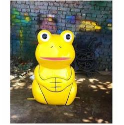 Frog Shaped Dustbin