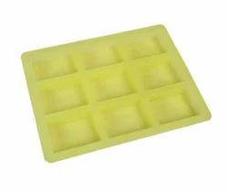 9 Bars Silicone Soap Mold