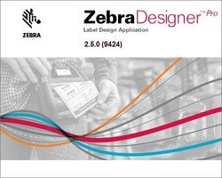 Zebra Designer Pro Label Design Application