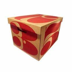 Printed Cardboard Box