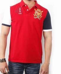 Collar Polo T Shirt