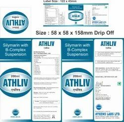 Athliv 200 ML Syrup