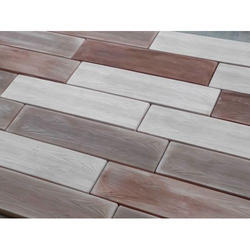 Natural Wood Texture Tile Moulds