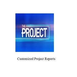 Customized Project Reports