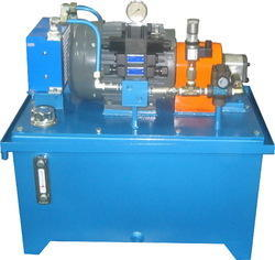 Customized Hydraulic Machine