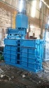 Double Box Single Cylinder Baling Machine
