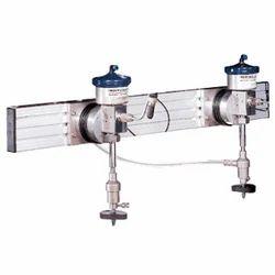 Double Cutting Heads Waterjet Cutting Machine