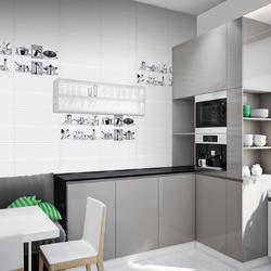 Lovely Decorative Design Kitchen Wall Tiles