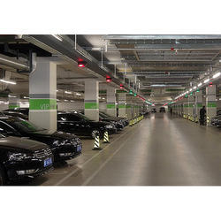 Car Parking Tracking System