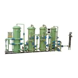 Demineralization Water Plants Industrial Mixed Bed