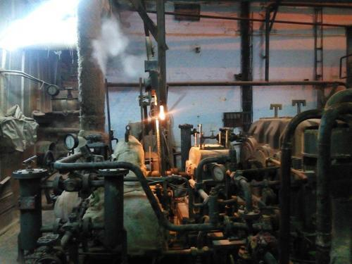 1.5 MW Ape Belliss Steam Turbine & 15 T.P.H. Thermax Boiler ...
