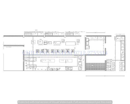 hotel kitchen layout planning  hotel kitchen layout