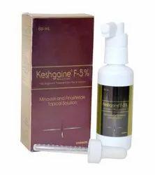 Minoxidil 5 % And Finasteride 0.1% Solution
