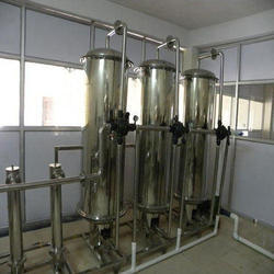 Packaged Drinking Water Testing