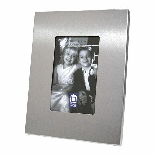 Silver Photo Frame Album