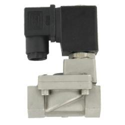 Series SBSV S SS 2 Way Guided NC Solenoid Valves