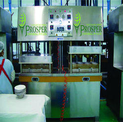 Semi Automatic Biodegradable Bagasse Plate Making Machine