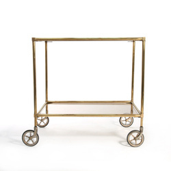Square Table Trolley