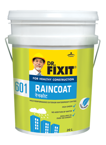 Dr. Fixit Waterproofing Chemicals in Bangladesh